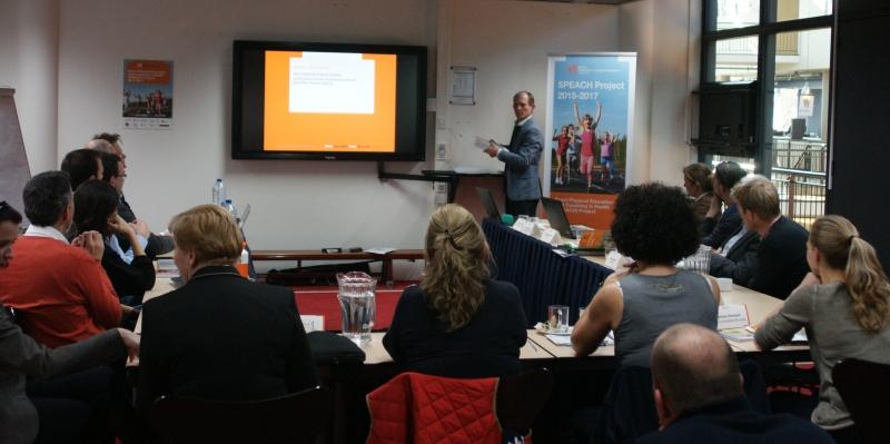 Kick-off Meeting at Hanze UAS (Groningen, The Netherlands)